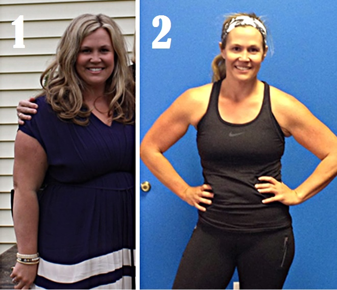 Congrats to Julie who lost 60 pounds with the EOD diet!
