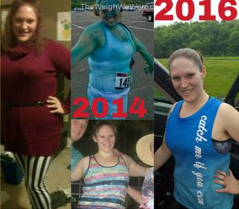 Karen lost 60 pounds using EOD!